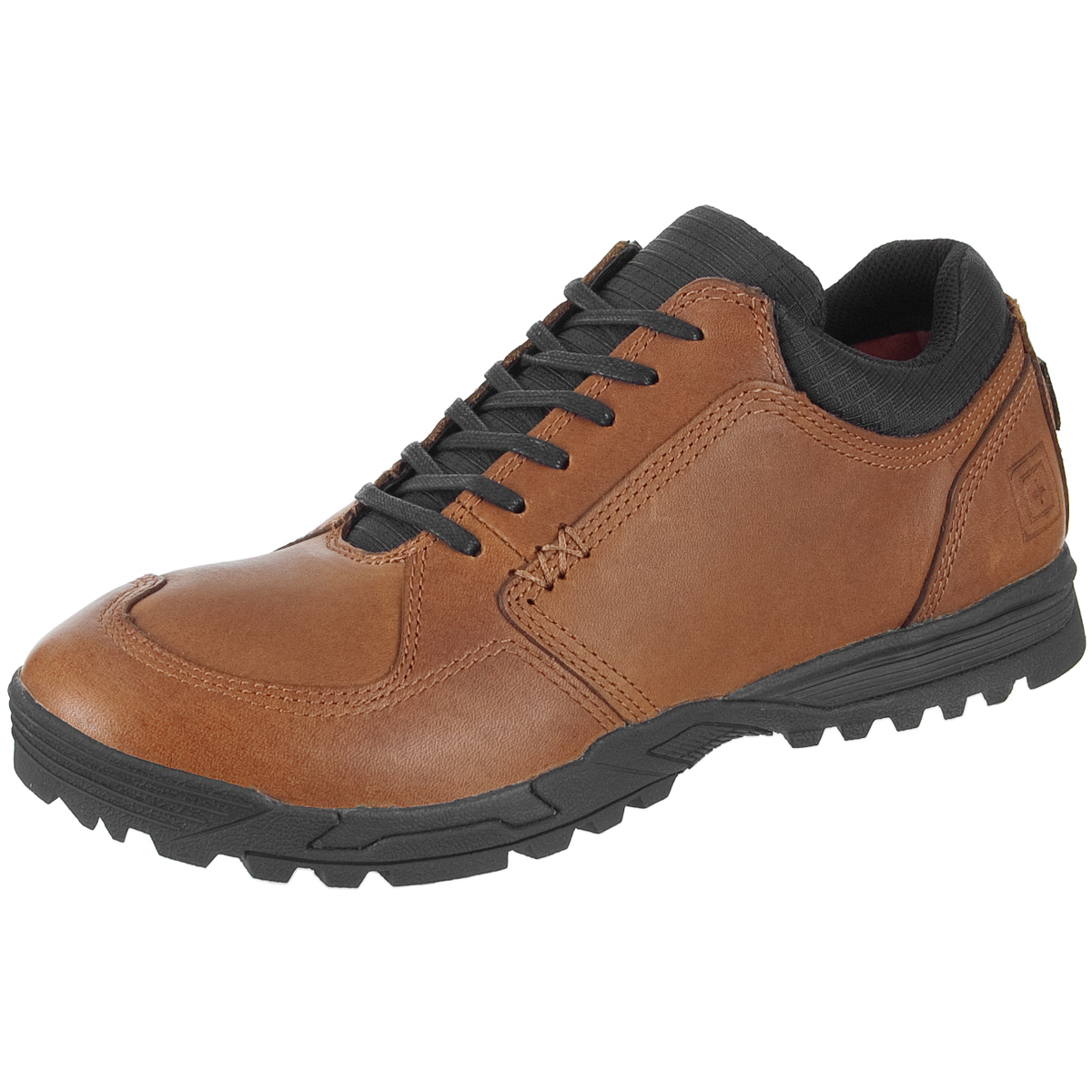 E Mens Athletic Leather Shoes