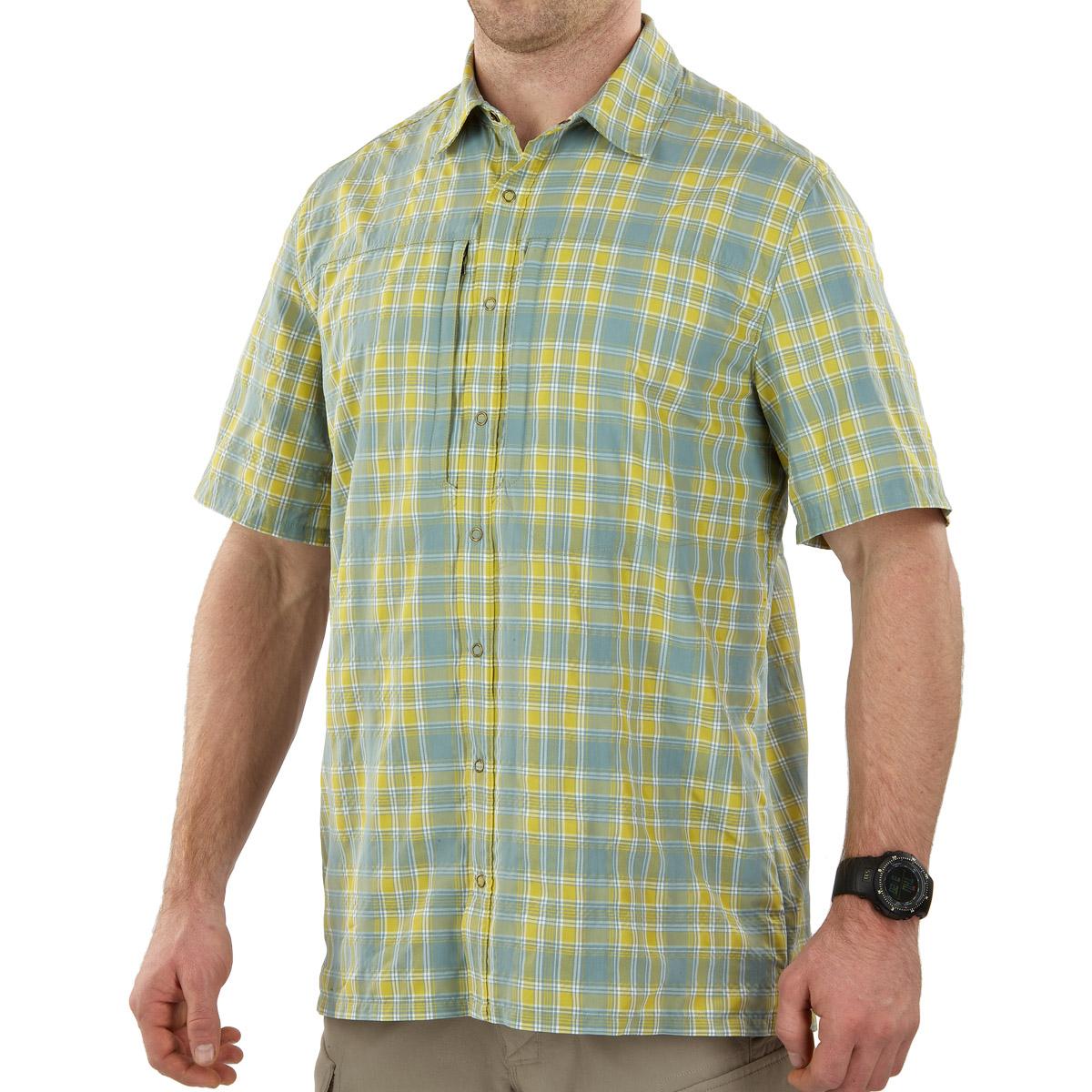 5.11 Tactical Covert Mens Shirt Performance Short Sleeve ...