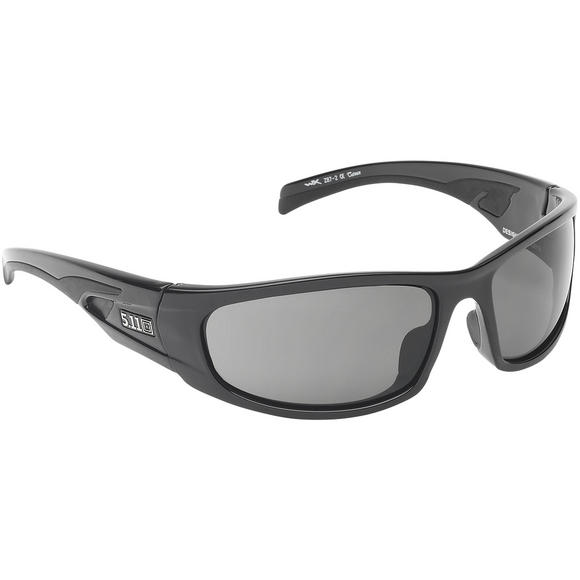 5.11 Shear Eyewear - Smoke Lens / Black Frame