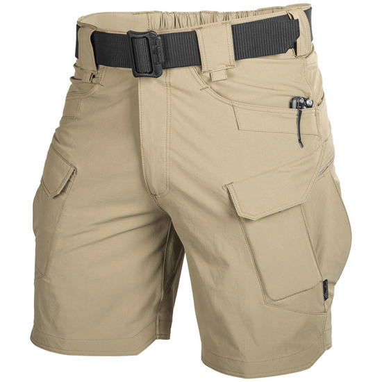"Helikon Outdoor Tactical Shorts 8.5"" Khaki"