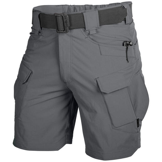 "Helikon Outdoor Tactical Shorts 8.5"" Shadow Grey"