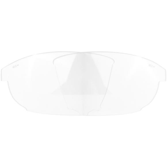 5.11 Burner Half Frame Replacement Lenses Clear