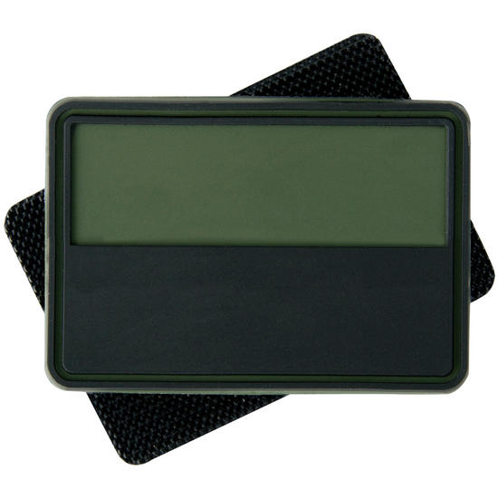 Helikon Polish Subdued Flag Patch Olive Green Set of 2
