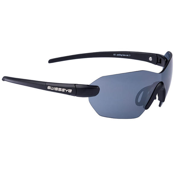 Swiss Eye Panorama Sunglasses Frame Black Matt/Black