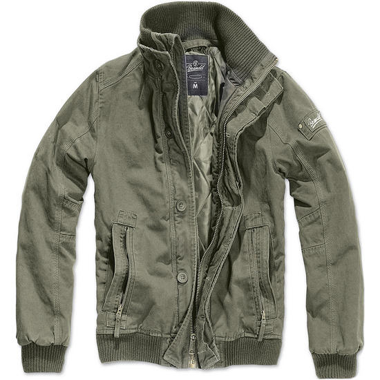 Brandit Pike Jacket Olive
