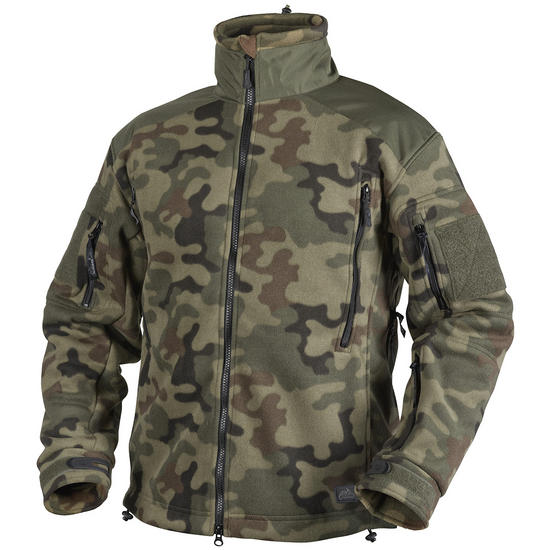 Fleece jacke helikon liberty