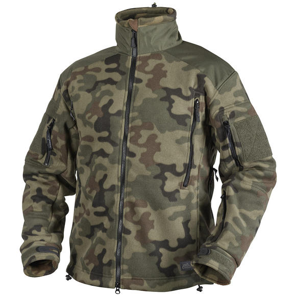 Helikon Liberty Fleece Jacket Polish Woodland