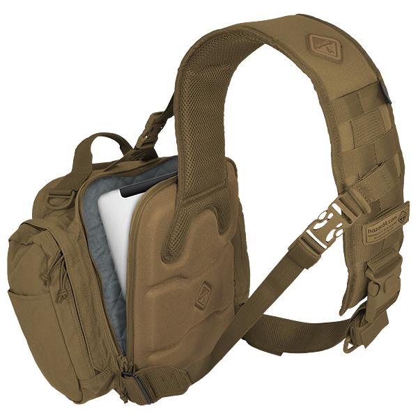 Hazard 4 Evac Watson Lumbar Chest Sling-Bag Outdoor Urban Molle ...