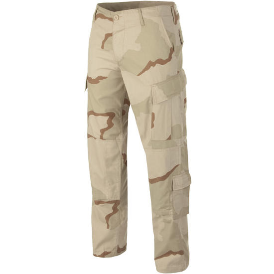 Teesar ACU Combat Trousers 3-Color Desert