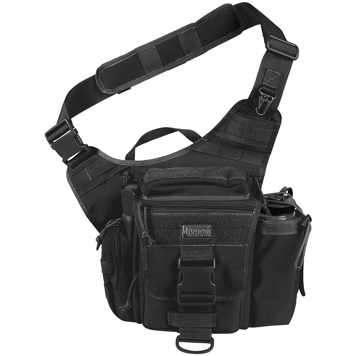 MAXPEDITION JUMBO S-TYPE VERSIPACK LEFT SIDE CARRY ...