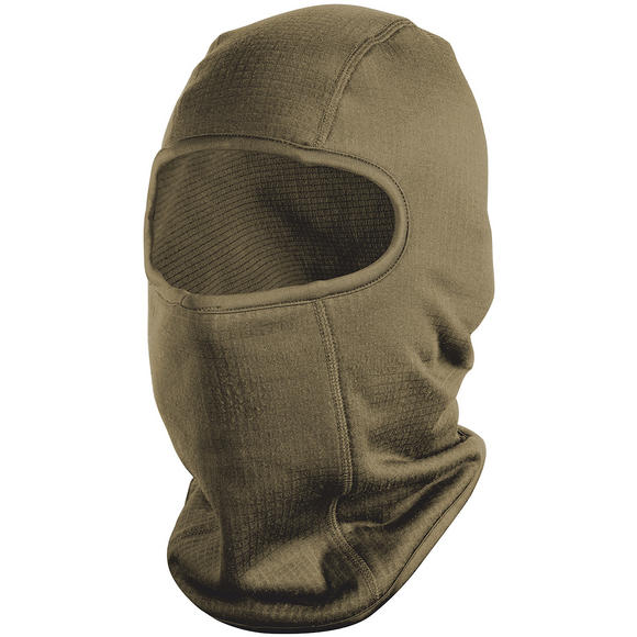Helikon 1 Hole Balaclava Extreme Cold Weather Coyote