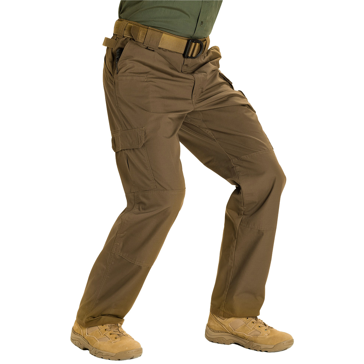 cargo pants brown - Pi Pants