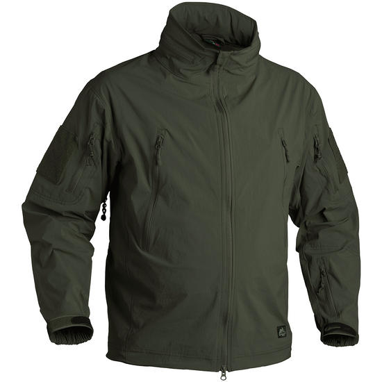 Helikon Trooper Soft Shell Jacket Jungle Green