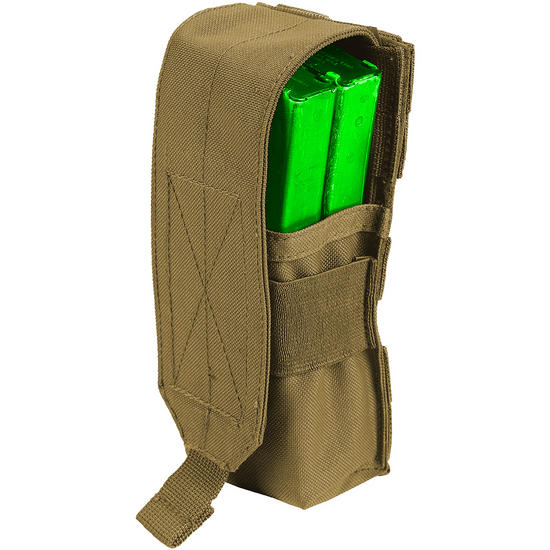Helikon Modular Rifle Mag Pouch Coyote