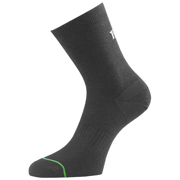 1000 Mile Tactel Liner Sock Black
