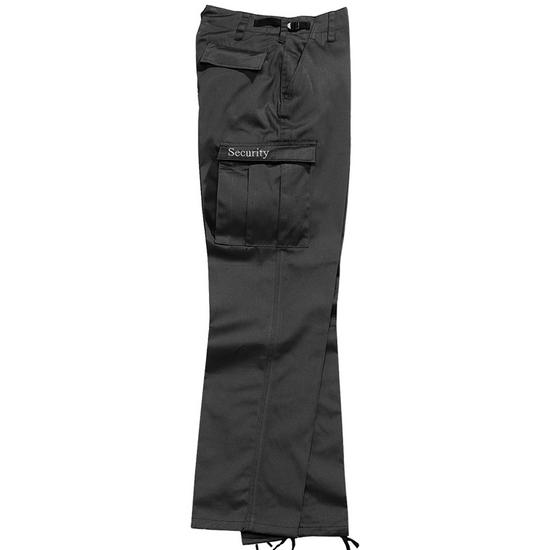Surplus Security Ranger Trousers Black