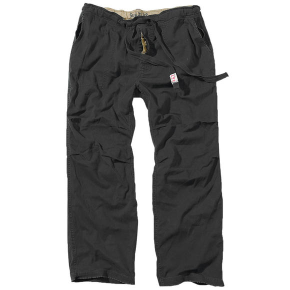 Surplus Athletic Trousers Black