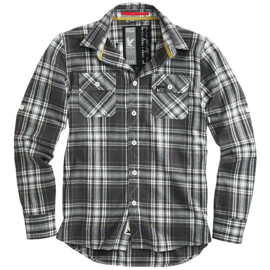 Surplus Lumberjack Shirt Grey