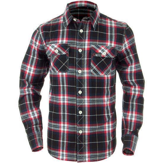 Surplus Lumberjack Shirt Red