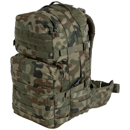 Helikon Ratel MOLLE Backpack Polish Woodland