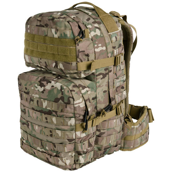 Helikon Ratel MOLLE Backpack Camogrom