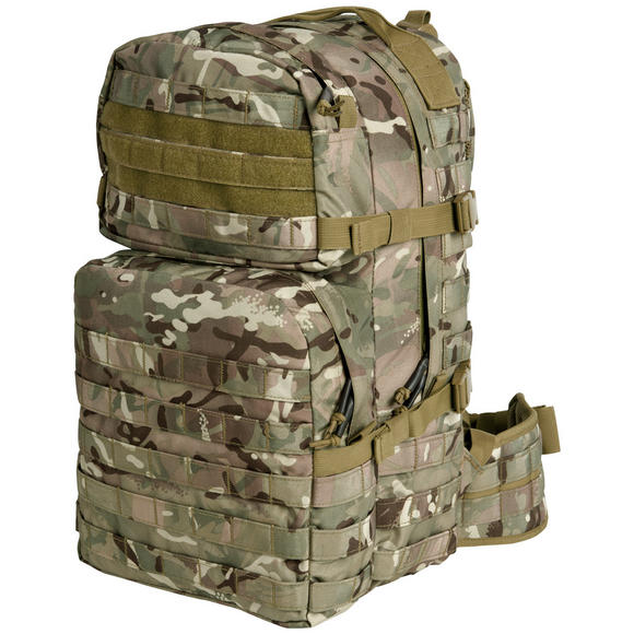 Helikon Ratel MOLLE Backpack MP Camo