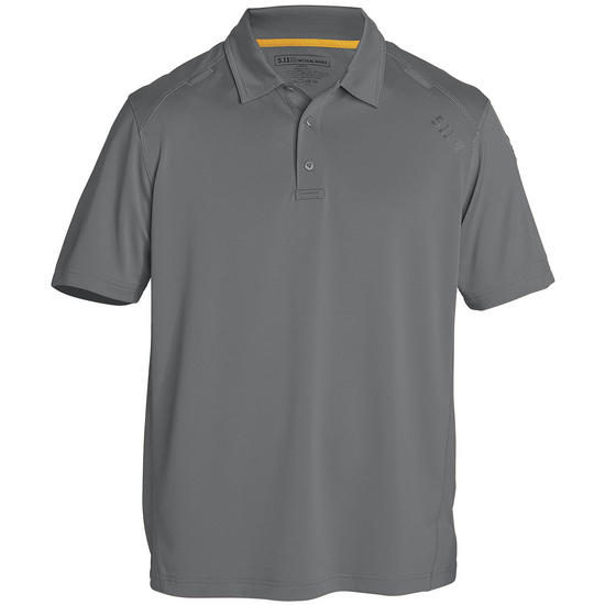 5.11 Pursuit Polo Short Sleeve Storm