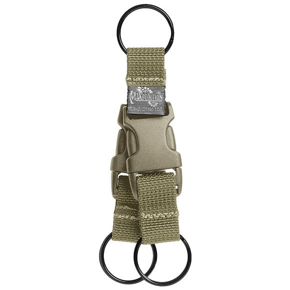 Maxpedition Tritium Key Ring Khaki
