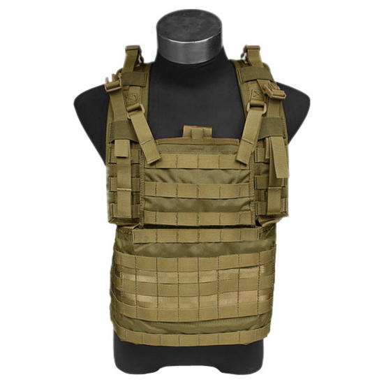 Flyye MOLLE RRV Vest Coyote Brown