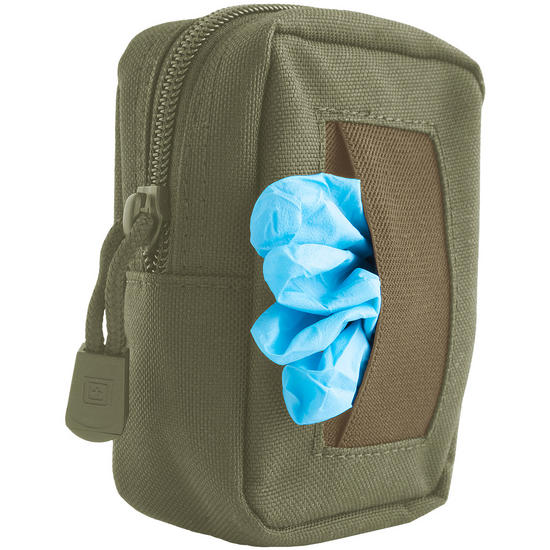 5.11 Disposable Glove Pouch Sandstone