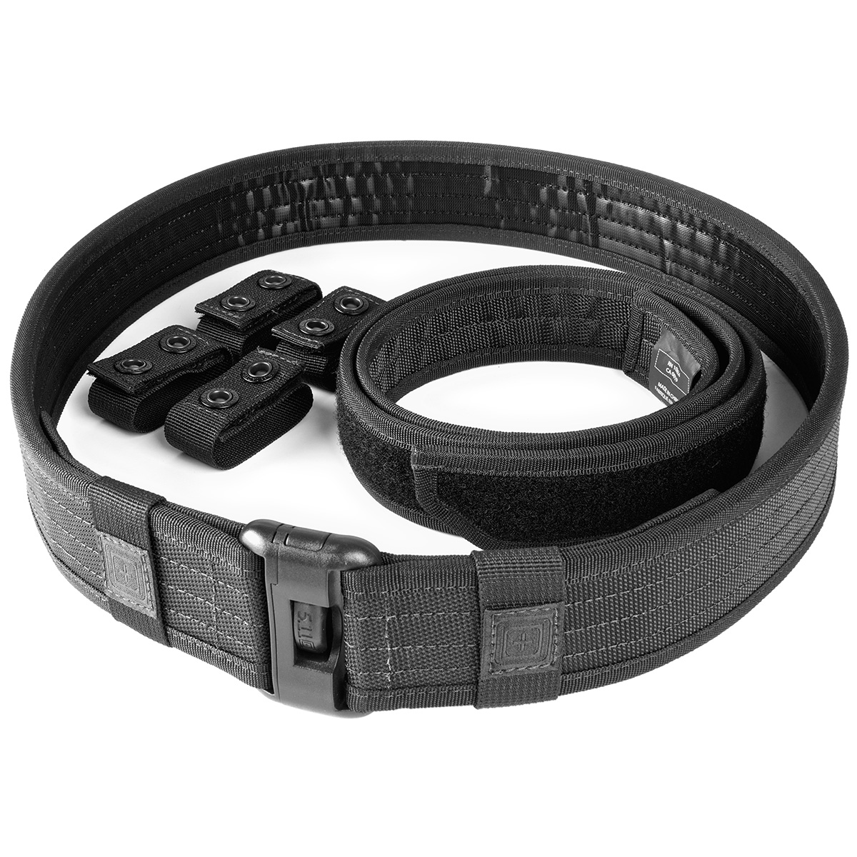 5.11 Tactical Sierra Bravo Police Duty Army Security Nylon Molle Belt Kit Black