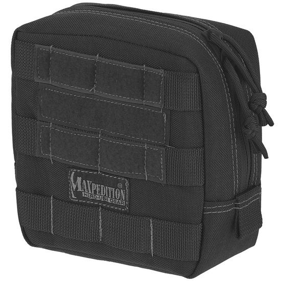 "Maxpedition 6"" x 6"" Padded Pouch Black"