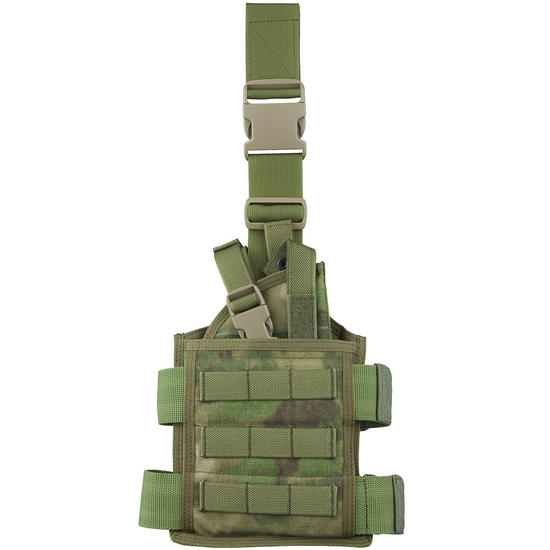 Flyye SpecOps Seals Drop Leg Holster MOLLE A-TACS FG