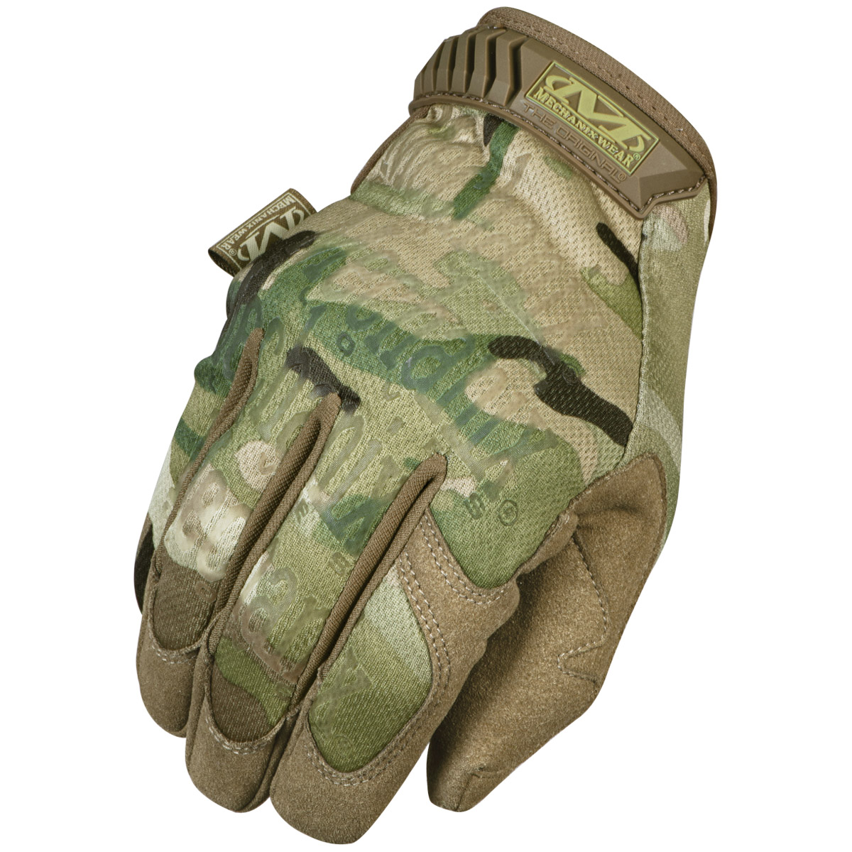 MECHANIX WEAR ORIGINAL MENS GLOVES AIRSOFT COMBAT TACTICAL HUNTING MULTICAM CAMO
