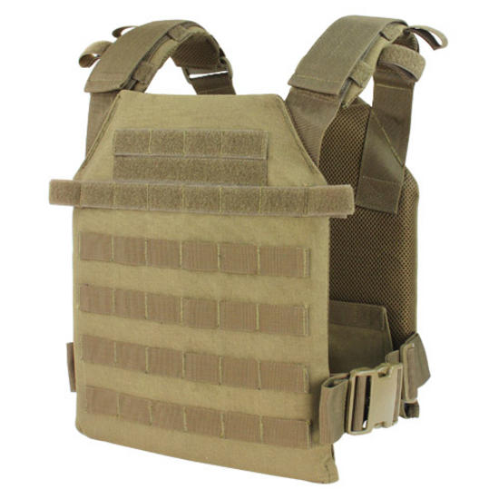 Condor Sentry Lightweight Plate Carrier Tan