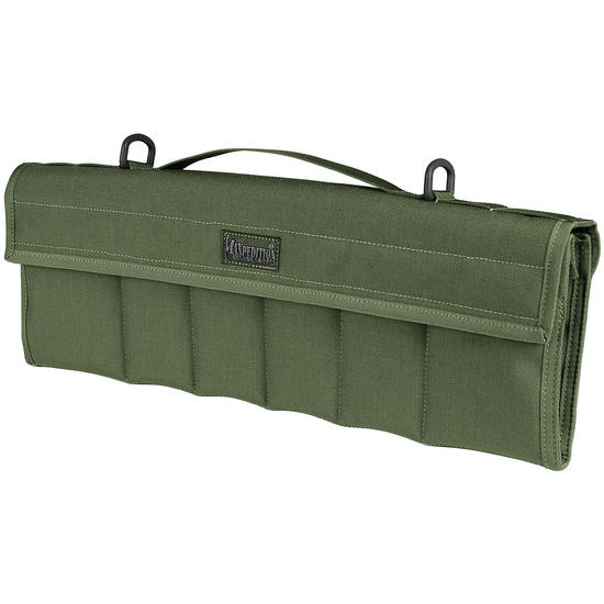 Maxpedition Dodecapod 12-Knife Carry Case OD Green