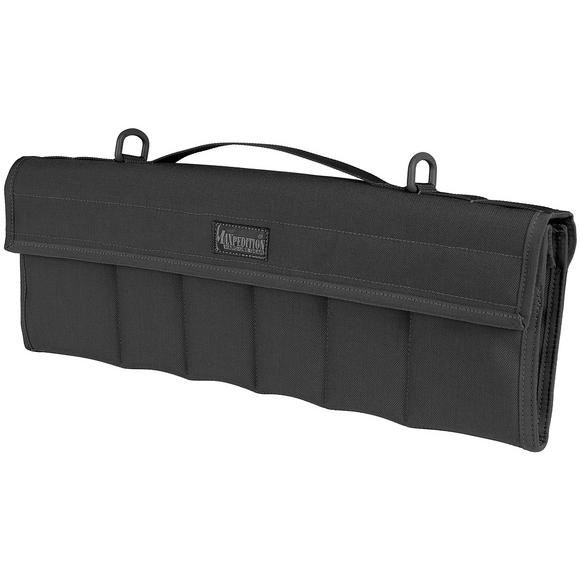 Maxpedition Dodecapod 12-Knife Carry Case Black