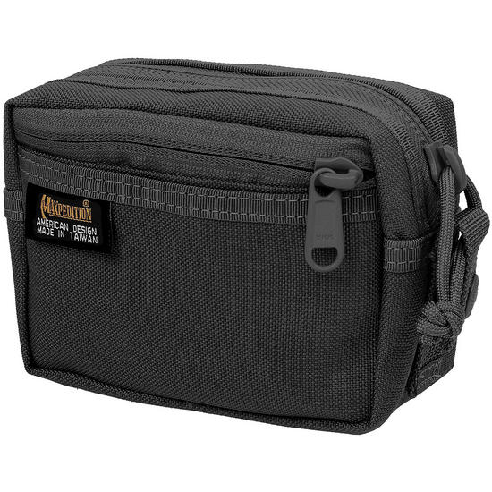 Maxpedition Four-By-Six Modular Pocket Black