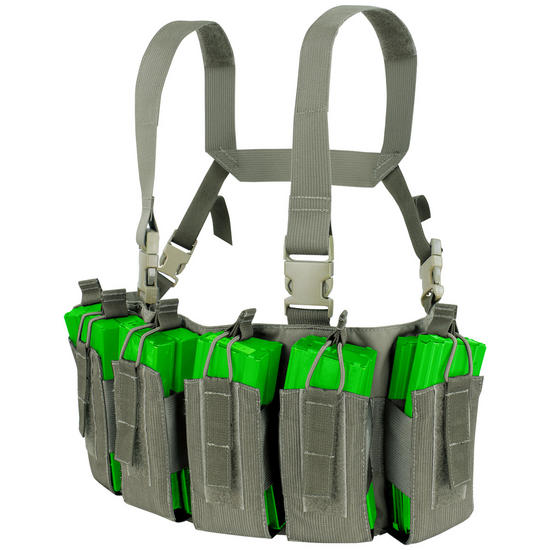 Condor Barrage Chest Rig Ranger Green