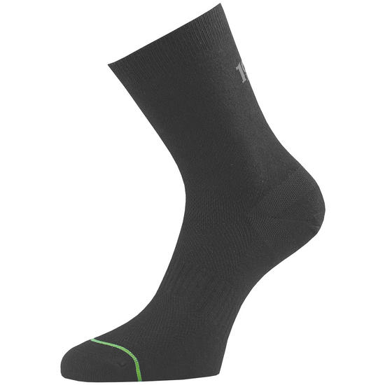 1000 Mile Ultimate Tactel Sock Black