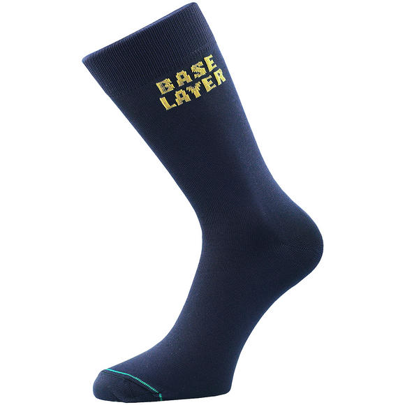 1000 Mile Tactel Base Layer Sock Navy