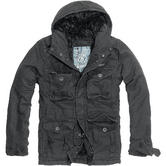 Brandit Vintage Diamond Parka Black