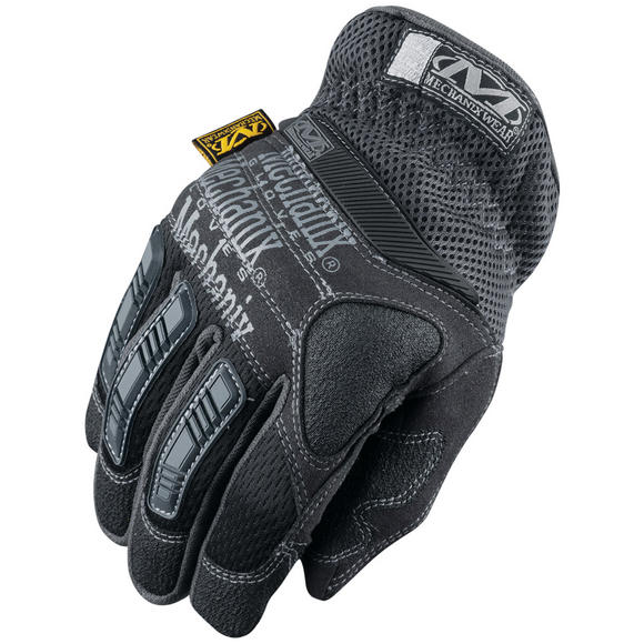 Mechanix Wear Impact Pro Gloves Black