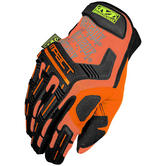 Mechanix Wear The Safety M-Pact Gloves Orange