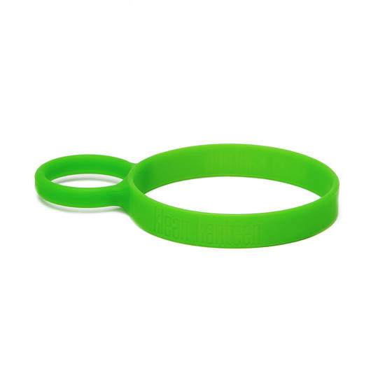 Klean Kanteen Silicone Pint Cup Ring Bright Green