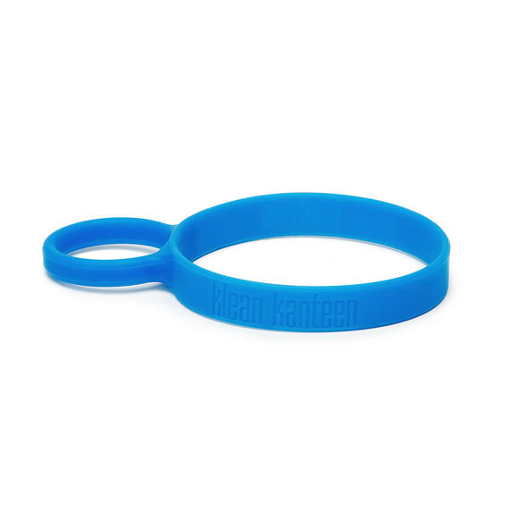 Klean Kanteen Silicone Pint Cup Ring Blue