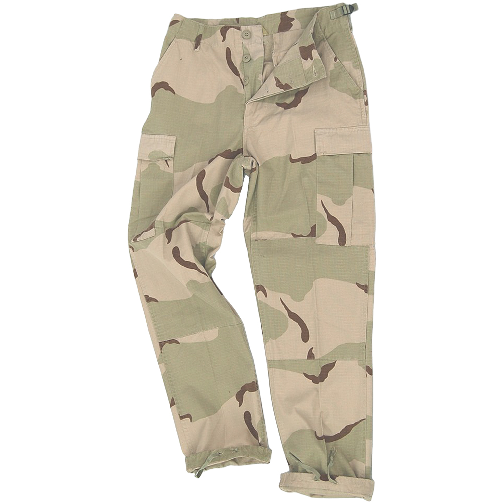 885875446d1 8835 6-Color Desert Camo BDU Pants - Military Fatigues