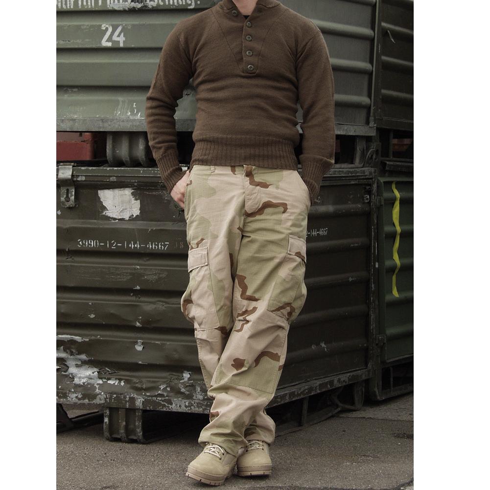 teesar tactical mens bdu uniform trousers cotton army. Black Bedroom Furniture Sets. Home Design Ideas