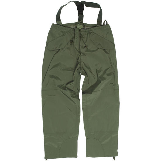 Mil-Tec Wet Weather Trilaminate Trousers Olive