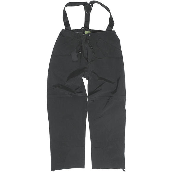 Mil-Tec Wet Weather Trilaminate Trousers Black